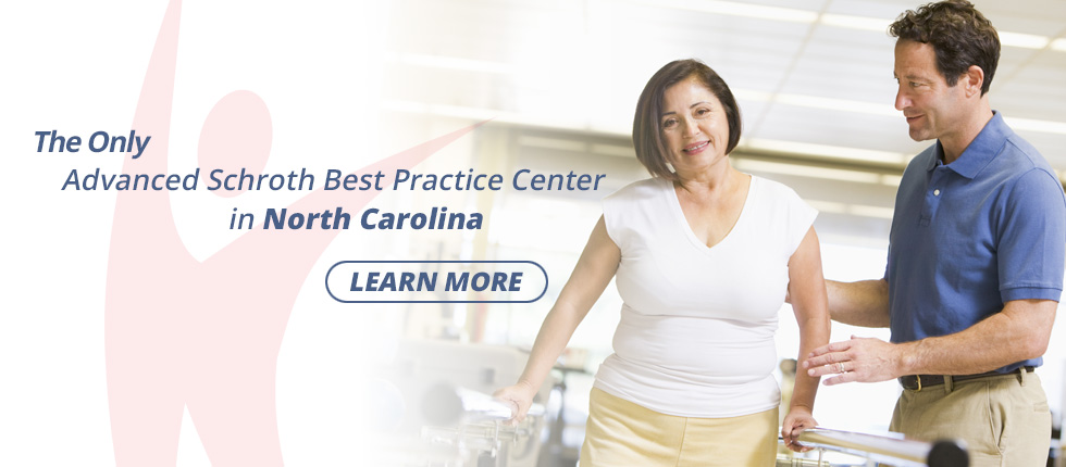 Physical Therapy serving surrounding Raliegh, NC metro area